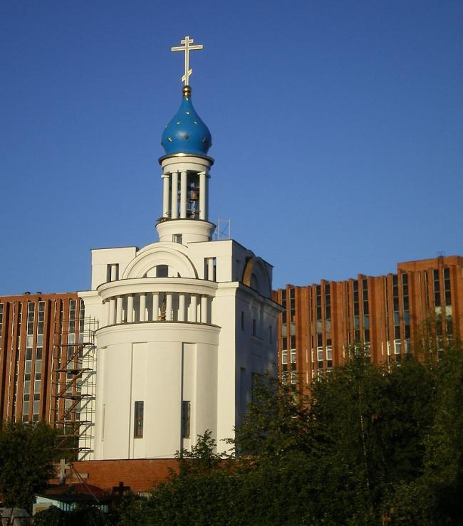 Церковь иконы Божией Матери «Державная». Фото: AndreyA via Wikimedia Commons. Фото находится в общем доступе