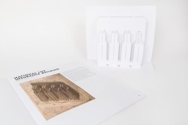 Книга Frank Lloyd Wright Paper Models © Laurence King Publishing