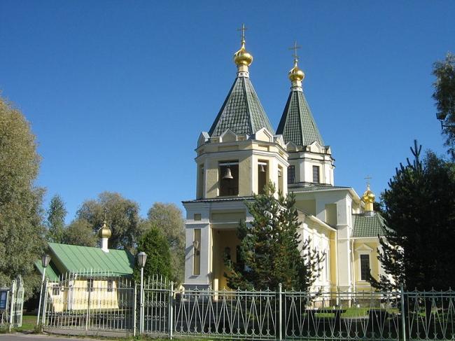 Казанская церковь в Санкт-Петербурге. Фото: Peterburg23 via Wikimedia Commons. Лицензия CC BY-SA 3.0