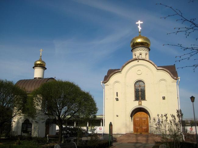 Церковь святого Николая. Фото: Александров via Wikimedia Commons. Лицензия CC BY-SA 3.0