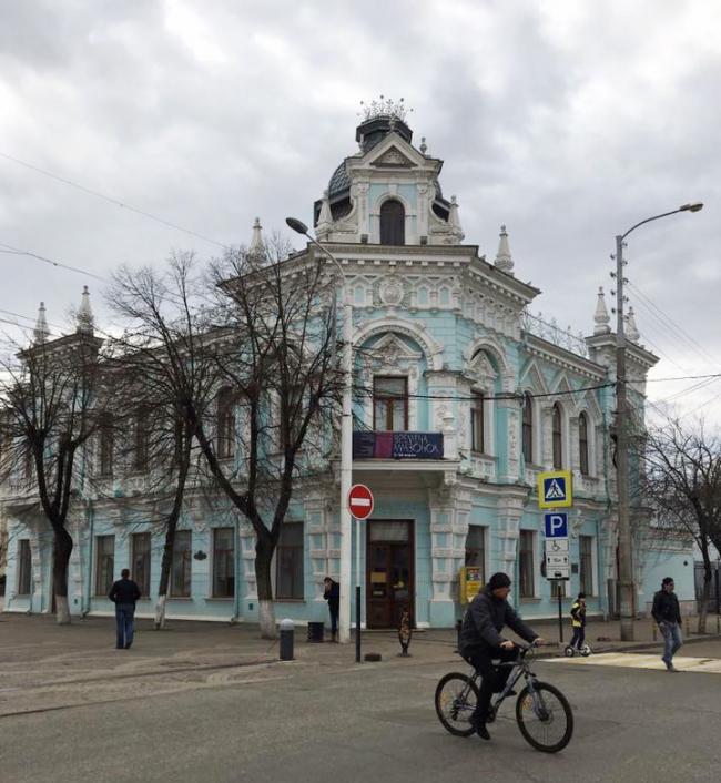 Музей имени Коваленко © автор проекта Батырбек Шарданов
