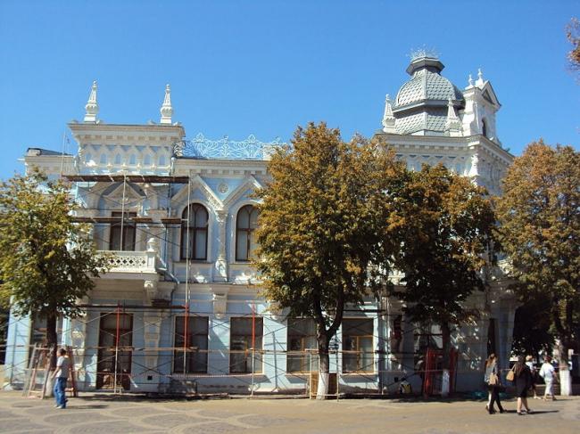 Музей имени Коваленко. Фото: Kemal Kozbaev via Wikimedia Commons. Лицензия CC-BY-SA-3.0