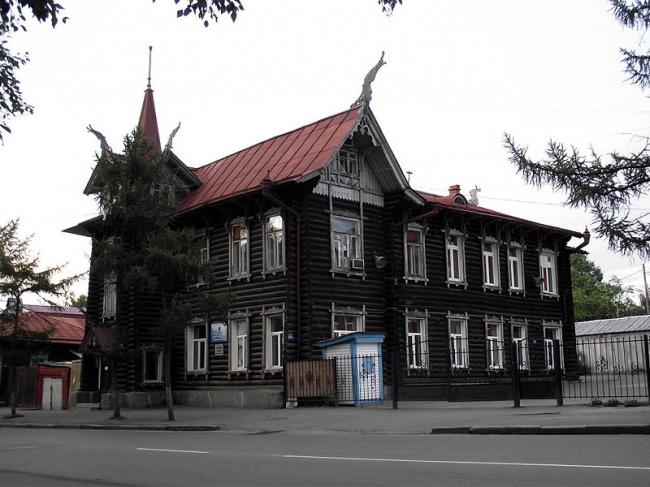 Дом с драконами. Фото: LEANSER via Wikimedia Commons. Лицензия CC BY-SA 3.0