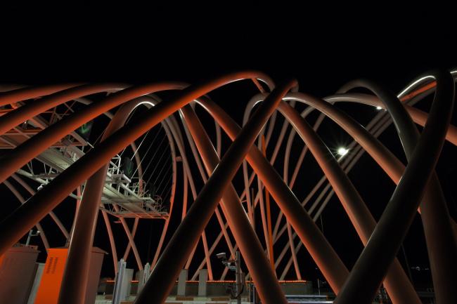 Тоннель «Евразия» под Босфором в Стамбуле. Фото: Cem Eryiğit © Kitoko Ligthing and Engineering