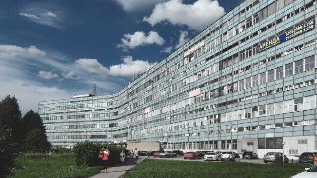 Здание завода «Ангстрем». Фото: Artem Svetlov via flickr.com. Лицензия CC BY 2.0