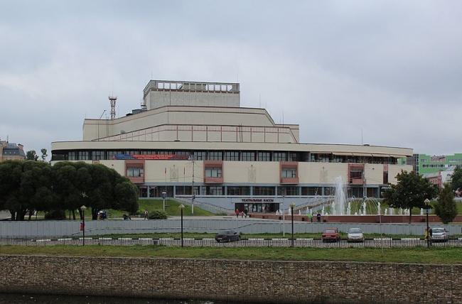 Ивановский театральный комплекс. Фото: Кирилл Людин via Wikimedia Commons. Лицензия CC BY-SA 4.0