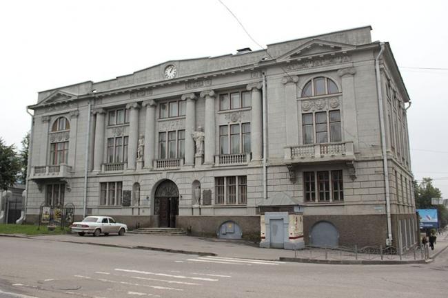 Музей промышленности и искусства. Фото: Okorok via Wikimedia Commons. Лицензия CC BY-SA 3.0