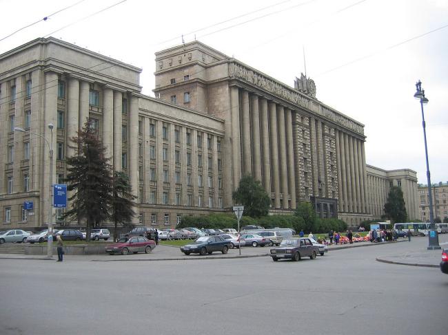 Дом Советов. Фото: Yanachka via Wikimedia Commons. Фото находится в общем доступе