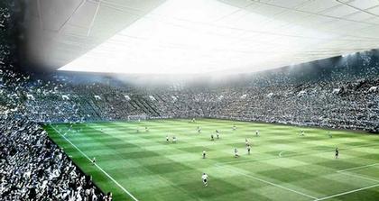 Стадион клуба «Портсмут». Проект июнь 2008 г.
