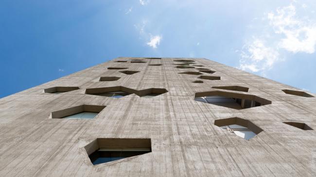 Башня Experimenta 21 © Gonzalo Viramonte
