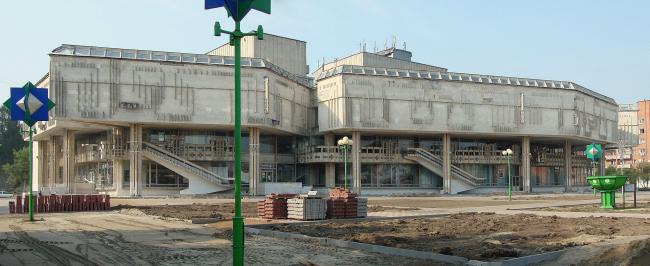 Ярославский театр юного зрителя. Фото: Sergeev Pavel via Wikimedia Commons. Фото находится в общем доступе