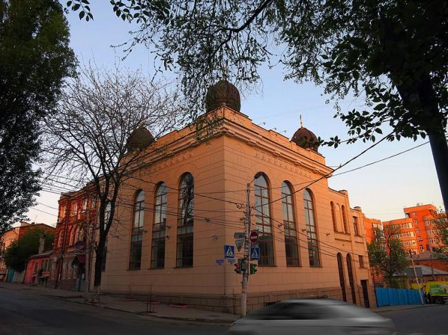 Солдатская синагога. Фото: Rost.galis via Wikimedia Commons. Лицензия CC BY-SA 4.0