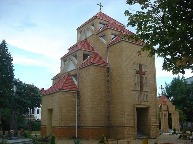 Собор Святого Саркиса. Фото: Yurkuz via Wikimedia Commons. Лицензия CC BY-SA 3.0