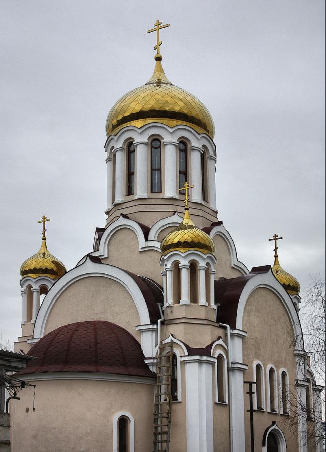 Храм в честь иконы Божией Матери «Державная». Фото: Виктор Андреев via Wikimedia Commons. Лицензия  CC BY 3.0