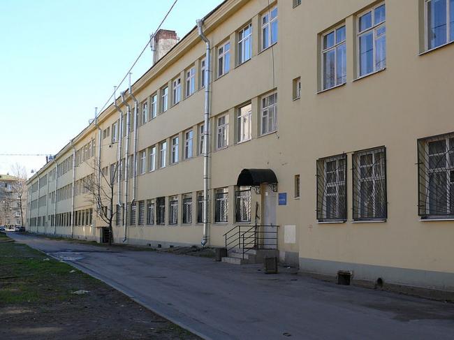 Институт народов Севера. Фото: Ytsukeng Fyvaprol via Wikimedia Commons. Лицензия CC BY-SA 3.0