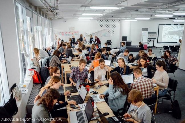 «Школа главного архитектора». Фотография © Александр Животинский, Geomenria.ru