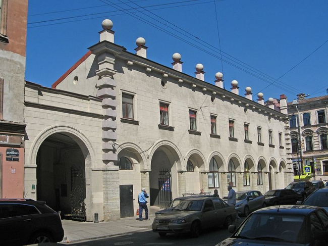 Кузнечный рынок. Фото: Екатерина Борисова via Wikimedia Commons. Лицензия CC-BY-SA-4.0