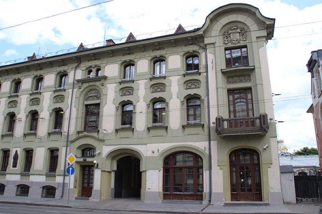 Доходный дом А.Кекушевой в Москве. Фото: Isobylenskaya via Wikimedia Commons. Лицензия CC BY-SA 4.0