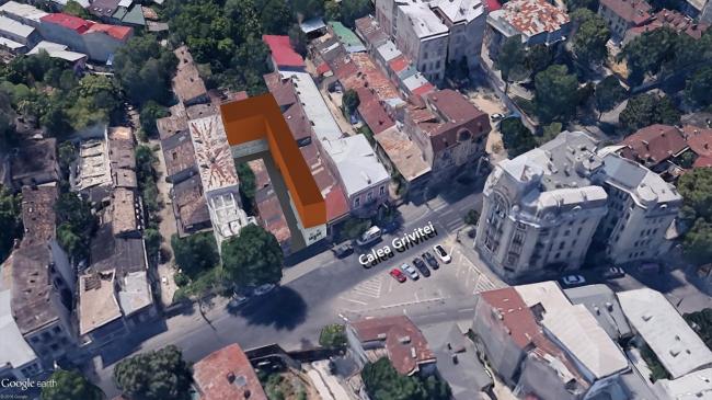Первый независимый театр в Бухаресте ©  Asociatia Culturala Grivita 53, Architect Office Codrin Tritescu