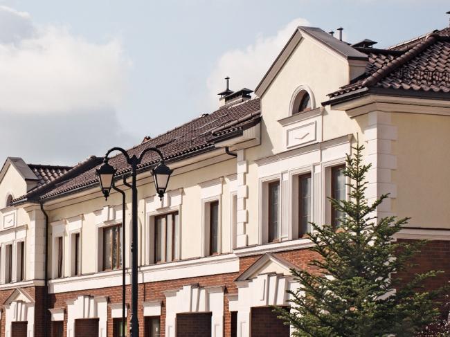 ЖК «Суханово Парк». Фотография предоставлена компанией «Красные крыши»