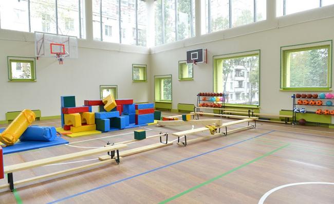 Детский образовательный центр «Хорошевская прогимназия» © А-Проект