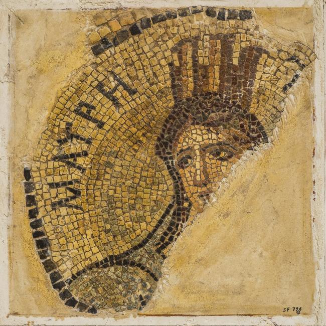 Мозаика с аллегорией Мавритании. 2-я половина II в. н.э. Музей Святой земли в Иерусалиме. Фото © Gianluca Baronchelli