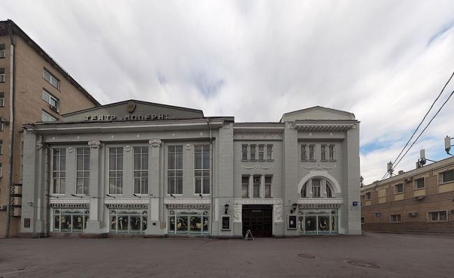 Московская хлебная биржа. Фото: Svetlov Artem via Wikimedia Commons. Лицензия CC-BY-SA-4.0