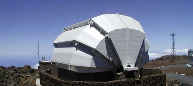 Обсерватория, Мауи (Гаваи). Кровля FDT / ренофол. фото http://language.fdt.de/home-ru.html