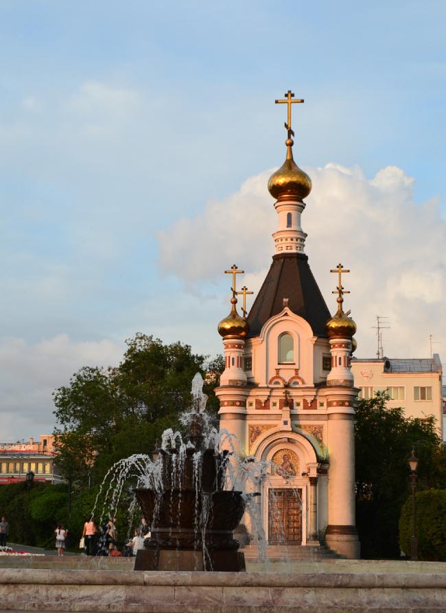 Часовня Святой Екатерины. Фото: Dom kobb via Wikimedia Commons. Лицензия CC BY-SA 3.0