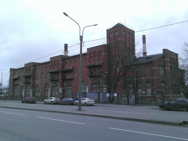Подстанция «Волхов-Северная». Фото: Nonexyst via Wikimedia Commons. Лицензия CC BY-SA 4.0-3.0-2.5-2.0-1.0
