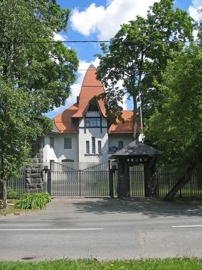 Особняк Фолленвейдера. Фото: Екатерина Борисова via Wikimedia Commons. Лицензия CC-BY-SA-4.0