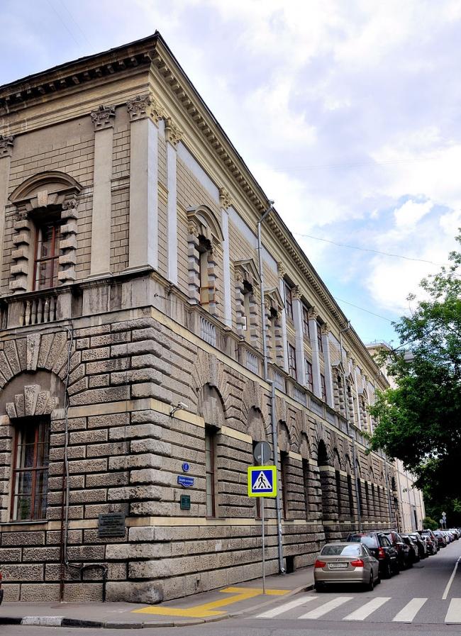 Дом Г.А. Тарасова. Фото: Nicon NN  via Wikimedia Commons. Лицензия CC BY-SA 3.0