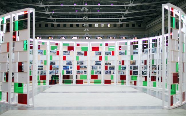 Экспозиция Татарстана. «Зодчество»-2017. Фотография © Юлия Тарабарина, Архи.ру