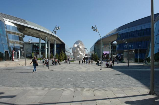 Комплекс Экспо-2017 в Астане. Фото © Нина Фролова