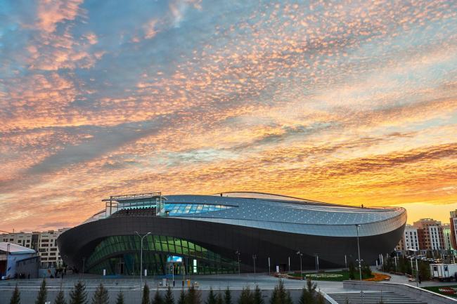Конгресс-центр Экспо. Фото © «Астана ЭКСПО-2017»