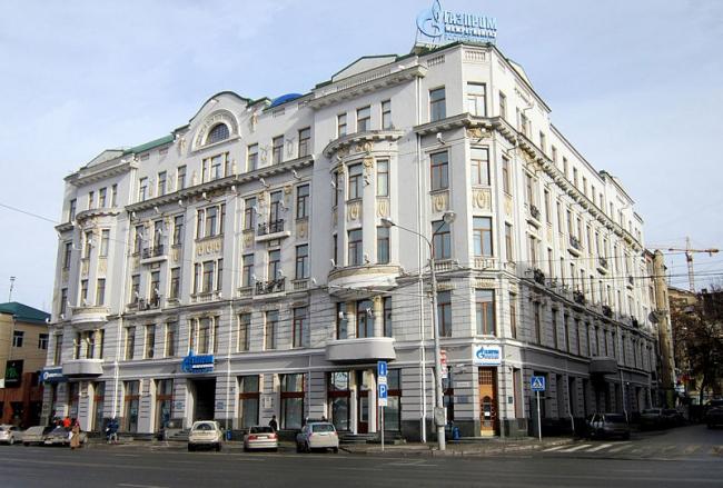 Дом Ширмана. Фото: Sofiya357 via Wikimedia Commons. Лицензия CC BY-SA 3.0
