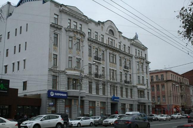 Дом Ширмана. Фото: Анна Матецкая via Wikimedia Commons. Лицензия CC-BY-SA-3.0
