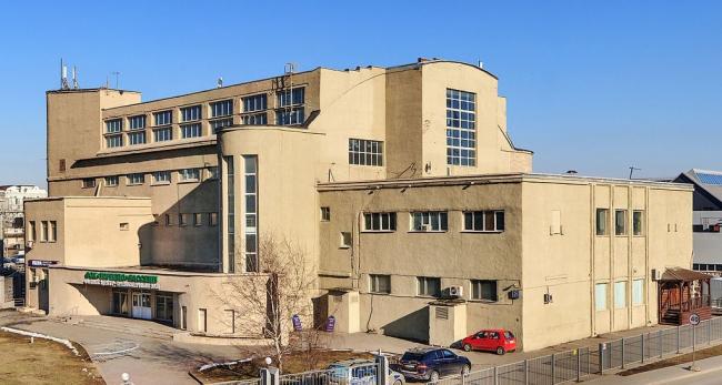 Купальня-баня Рогожско-Симоновского района. Фото: Ludvig14 via Wikimedia Commons. Лицензия CC BY-SA 4.0