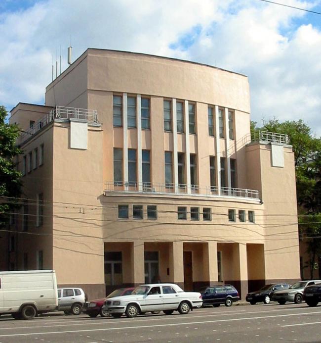 Энергетический институт им. Г.М. Кржижановского. Фото: NVO via Wikimedia Commons. Лицензия CC BY 3.0