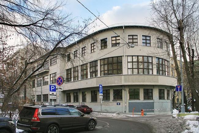 Общежитие Коммунистического университета нацменьшинств Запада имени Ю.Ю. Мархлевского. Фото: Ludvig14 via Wikimedia Commons. Лицензия CC BY-SA 4.0