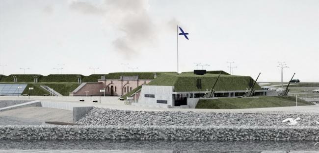 Форт «Батарея северная №7» © ПГ «Риедер»