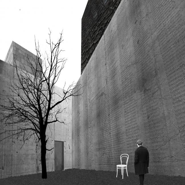 Музейно-выставочный комплекс «Оборона и блокада Ленинграда» © Студия 44