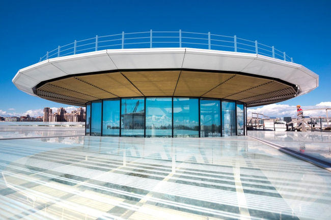 Спортивно-развлекательный центр и яхт-клуб © Ингмар «Архитектурно-Строительное Бюро»