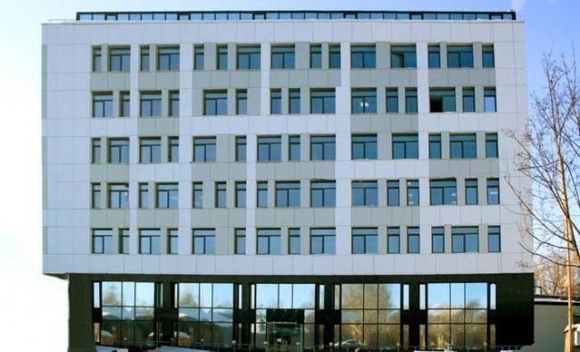 Денди Хамелеон. Административно-офисное здание в Холодном переулке, Нижний Новгород © Творческая мастерская «Арко»