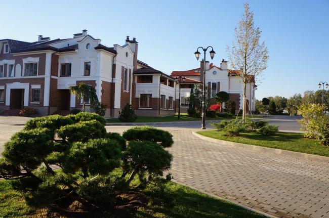 ЖК «Суханово Парк». Фото с сайта www.supark.ru