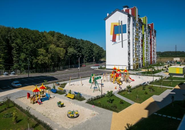 Квартал «Бабяково» © Воронежпроект