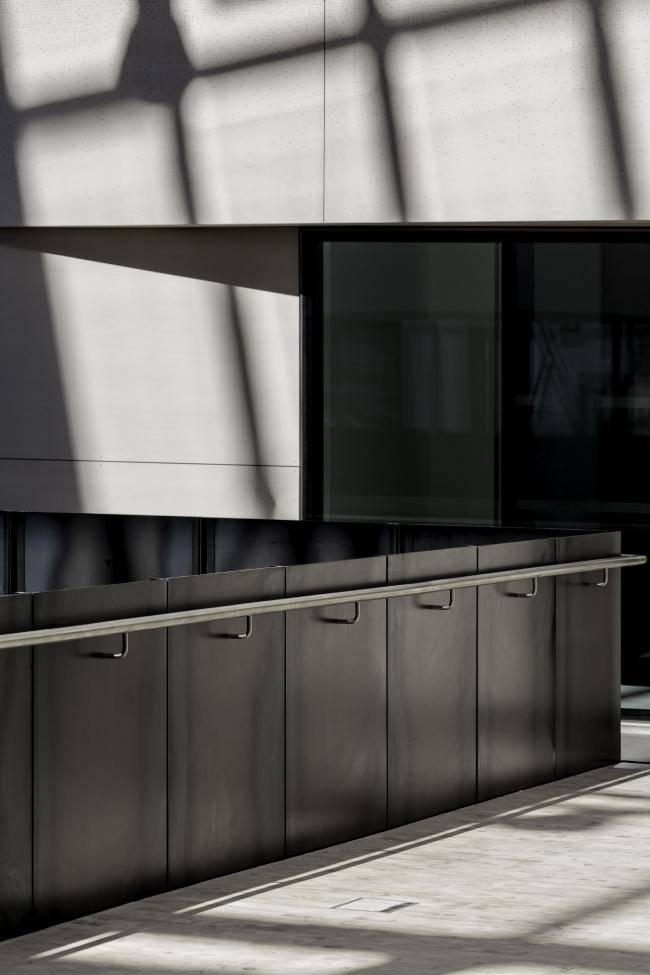 Факультет изящных искусств, музыки и дизайна Бергенского университета © Stephen Paolo Citrone