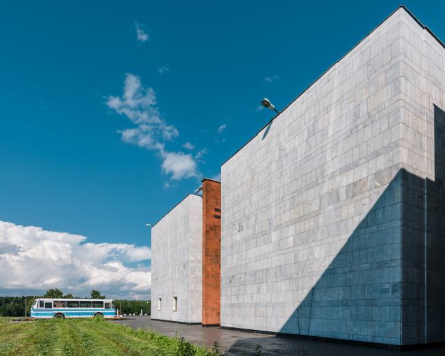 Музей В.И. Ленина в Горках. Фото © Константин Антипин