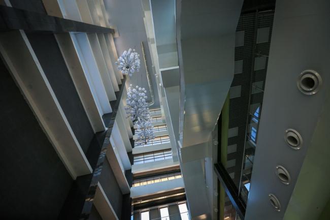IT-Парк «Анкудиновка». Интерьер © ABD architects