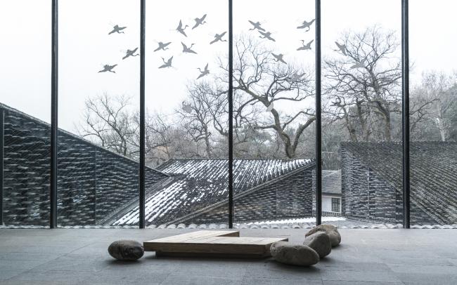 Категория «Чувство места», автор: Terrence Zhang. Музей народного искусства Китайской Академии Искусств Ханчжоу (Китай). Архитектор: Kengo Kuma